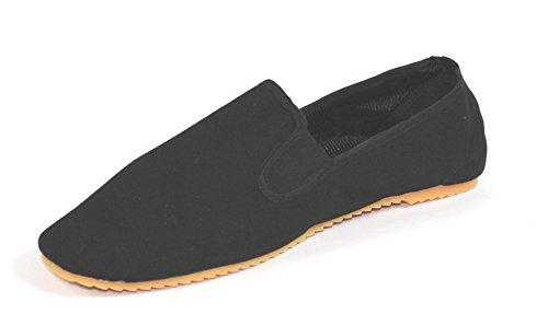 Tai Fu Kampfsport Wushu Schuhe für Gummisohle mit Chi Kung Slipper qvwTgTIA