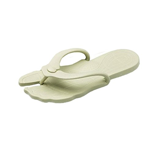 Mamum Summer Slippers Home Portable Beach Travel Fashion Sandals Slippers Unisex Slippers Travel Portable Women Green Men Style Men Women rzqpRr