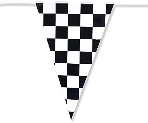Tuindecoratie Finish Line Race Car Flag 12 x 17 Double Sided Free Ship Vlaggen