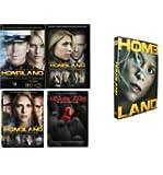 Homeland Season 1-5 Bundle