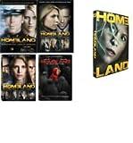 Buy Homeland Season 1-5 Bundle