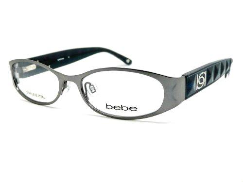 BEBE Monture lunettes de vue BB5037 002 Argent 51MM