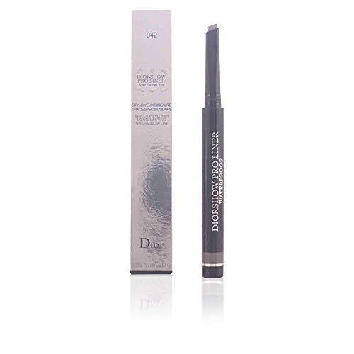 - Christian Dior Diorshow Pro Liner Waterproof Bevel-Tip Eyeliner, 092/Pro Black, 0.01 Ounce
