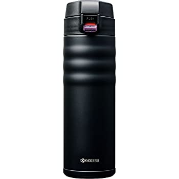 Boroux sleeve insulated thermos water bottle - Travel mug stainless steel interior ...