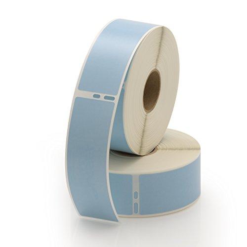 Dymo 30252 Compatible Address Labels 2 Blue Rolls Per Pack