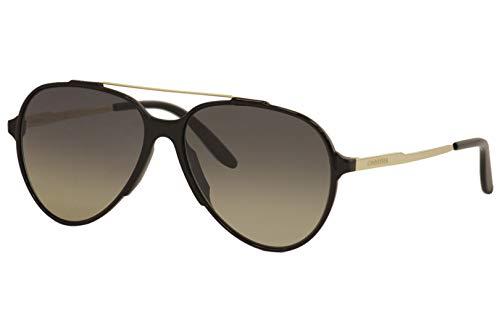 - Sunglasses Carrera 118 /S 0REW Shiny Black / DX dark gray shaded lens