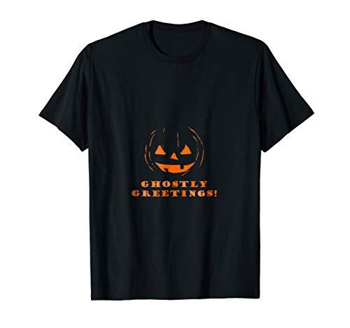 halloween costume funny pumpkin t-shirt