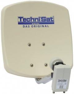 TechniSat Digi Dish 45 Dos participantes-Set Mejor. De Digi ...