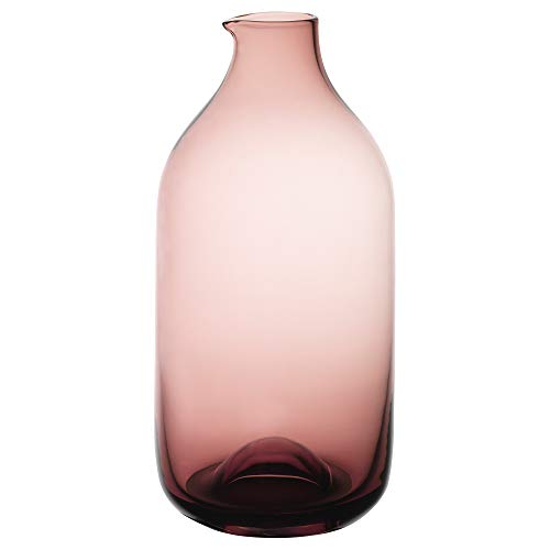 IKEA ASIA LOSLIG Vase Glass Pink