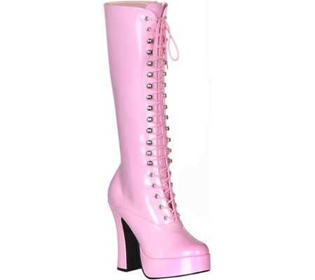Pink Costume Boots