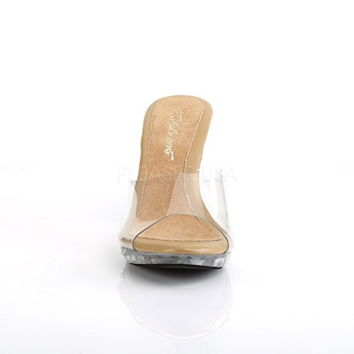 Fabulicious FABULIS Womens IRIS-401/C-T/C Sandals Yap3sCF8tk