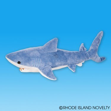 Adventure Planet Plush MAKO SHARK