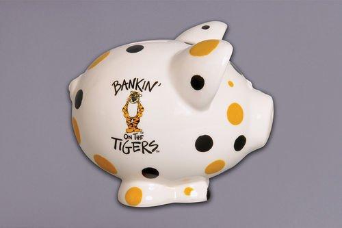 Ceramic Collegiate Piggy Bank Missouri (Tigers Piggy Bank)