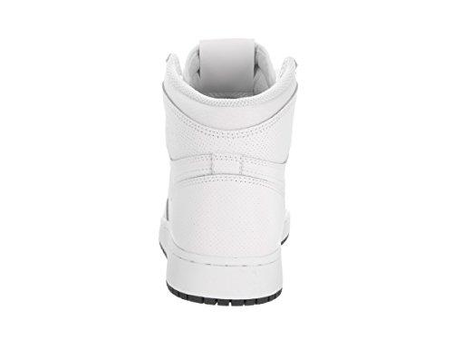 Bianco High Basket Air Retro nero Bg Og Jordan ragazzi sportive Scarpe 1 Bianco per Nike wSqCH6Uq