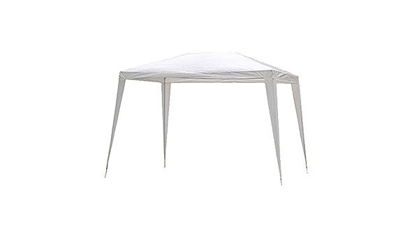 Hosa - Carpa Plegable Acero 2 x 3 m Blanca - Cenador Gazebo ...