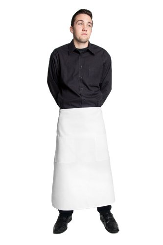 fiumara-apparel-full-bistro-apron-with-2-pockets-poly-cotton-white-32-inches-l-x-28-inches-w-