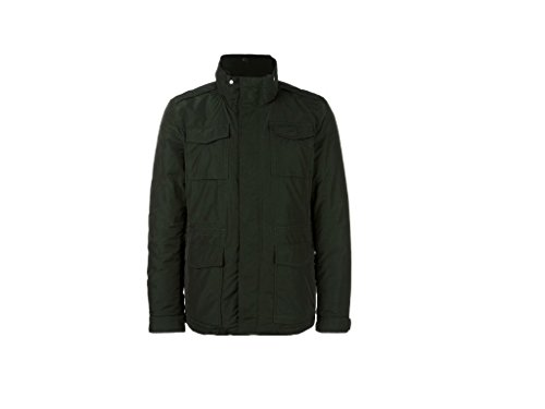 Military Woolrich dag Jacket Field Green winter Fall cn03 Wocps2589 Dark Wrnxvrat