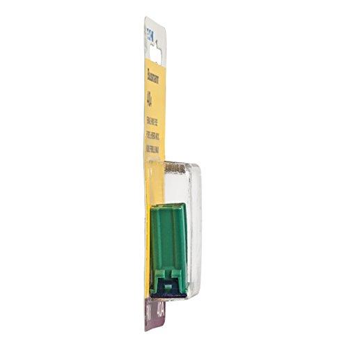 50x Micro mini pulsante 6x6mm altezza 7mm per circuito stampato pcb 12V
