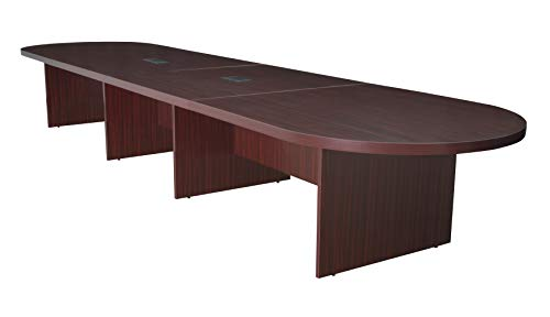 Regency A-LCTRT19252RW Legacy Modular Racetrack Conference Table, 192