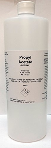 UPC 784672263146, Propyl Acetate 1000ml in a Poly Bottle