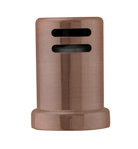 Westbrass D201-1-11 Air Gap Cap, Antique Copper by Westbrass