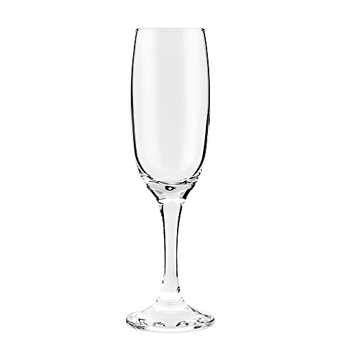 Excellency Champagne Glass - Anchor H001238 Excellency 7-1/4 oz Flute / Champagne Glass - 12 / CS