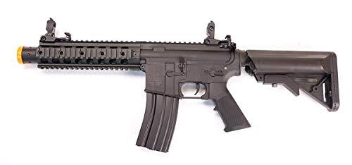 Colt M4 CQB SD AEG Airsoft Rifle w/Battery & Charger