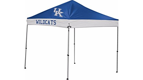 - NCAA Instant Pop-Up Canopy Tent with Carrying Case, 9x14
