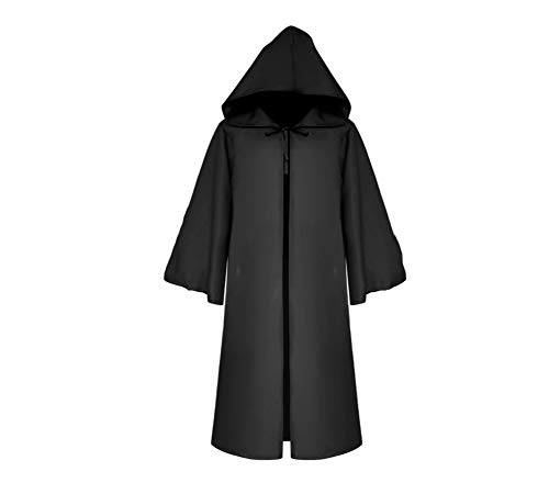 Classical City Unisex Medieval Hooded Robe Cape Halloween