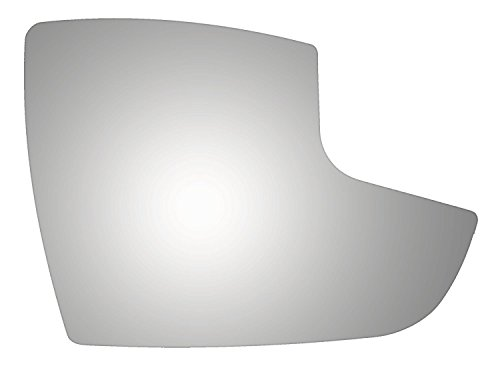 - Lower Convex Passenger Side Replacement Mirror Glass for FORD FOCUS (2012 2013 2014 2015 2016 2017)