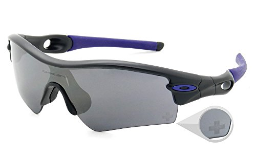 8ef6c5ae20010 ... closeout amazon oakley unisex infinite hero radar path sunglasses  carbon black iridium one size clothing b49b4