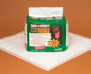 Precision Pet Little Stinker Housebreaking Pads by Precision Pet (Little Pads Housebreaking Precision Stinker)