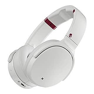 Skullcandy Active Noice Cancelling Bluetooth Wireless Venue, White/Crimson (S6HCW-L568) (B07H4XGX16) | Amazon price tracker / tracking, Amazon price history charts, Amazon price watches, Amazon price drop alerts