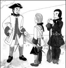 France Costume Information (Justicorps (Military Coat) and Capot (Canadian Hooded Coat) Pattern)