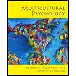 Download Multicultural Psychology (02) by [Paperback (2001)] pdf epub