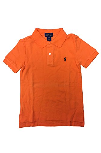 Ralph Lauren Polo Boy's Polo Collar Shirt (4/4T, Resort - Kids Ralph Discount Lauren