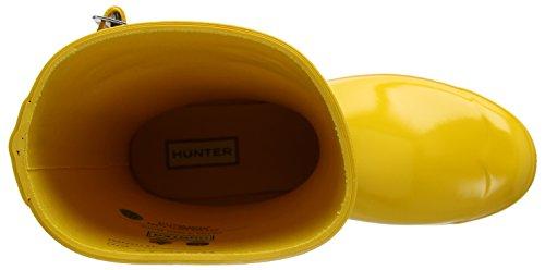 Hunter Low Wellington Boots, Stivali di Gomma Donna Giallo (Yellow Ryl)