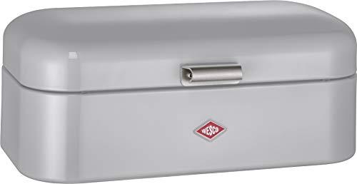 (Wesco 235-201-76 Grandy Steel Bread Box, Cool)
