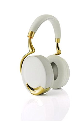 Parrot Zik Wireless Noise Cancelling Headphones with Touch Control - Yellow Gold by Parrot