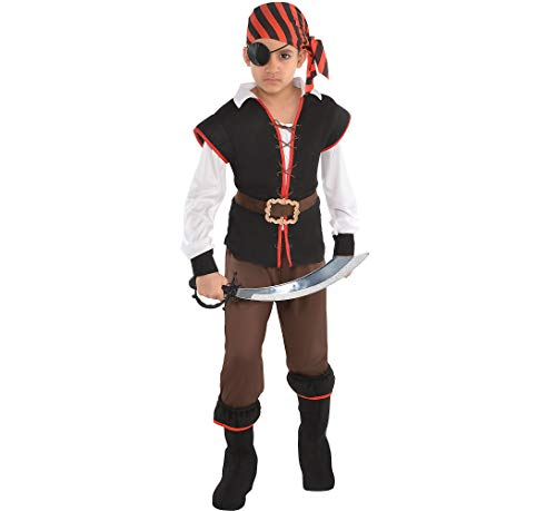 Rebel Of The Sea Costume - Large