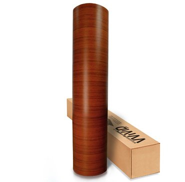 VViViD Oak Wood Grain Faux Finish Textured Vinyl Wrap, used for sale  Delivered anywhere in USA