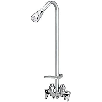 Charmant Homewerks 3070 250 CH BWS Outdoor Shower Kit, Chrome