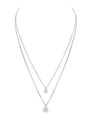 Double Necklace Set - 7