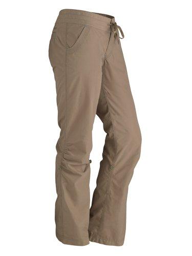 Marmot Beige Beige Marmot Para Para Marmot Pantalones Pantalones Mujer Mujer Para Pantalones aqwPrq