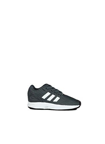 adidas ZX Flux el I, Zapatillas de Deporte Unisex Niño, Gris (Gricin/Negbás/Ftwbla 000), 27 EU