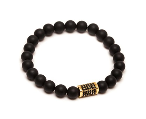 Yellow Gold Beaded Bracelets - 4