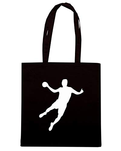 SP0069 Borsa HANDBALL Nera Shopper Shirt Speed pYzw00