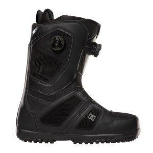 DC Men's Judge Snowboard Boot,Black,8.5 US/8.5 M US