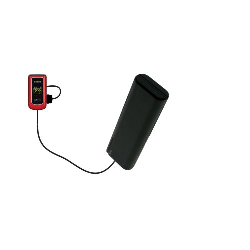 AA Battery Pack Charger compatible with the Samsung SCH-r310