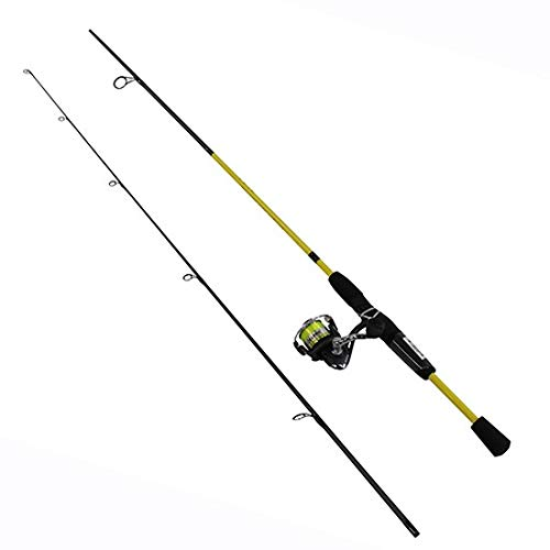 Lew's Fishing Mr Crappie Slab Shaker Spin Combo SS7560-2 Combos (And Mr Rod Crappie Reel)